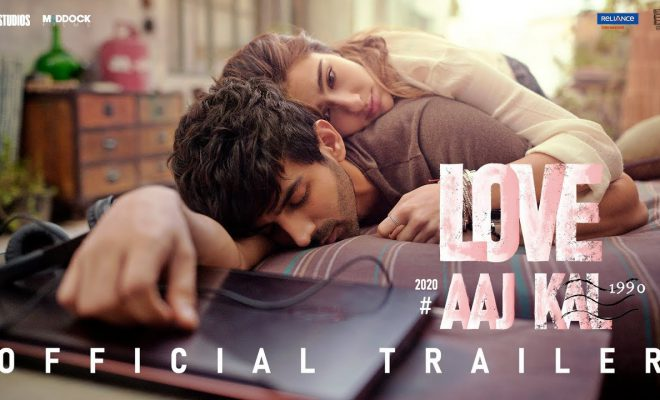 Love Aaj Kal 2020 Hindi Movie in Abu Dhabi