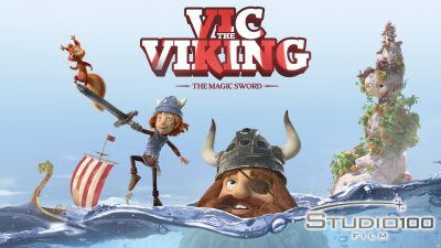 Vic the Viking and the Magic Sword 2020 English Movie in Abu Dhabi