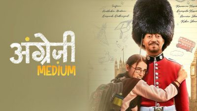 Angrezi Medium 2020 Hindi Movie in Abu Dhabi