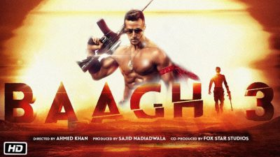 Baaghi 3 (2020) Hindi Movie in Abu Dhabi