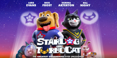 StarDog and TurboCat 2020 English Movie in Abu Dhabi