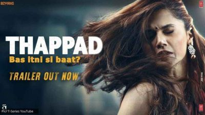 Thappad 2020 Hindi Movie in Abu Dhabi