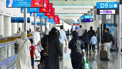 Procedure for visitors to UAE - COVID-19