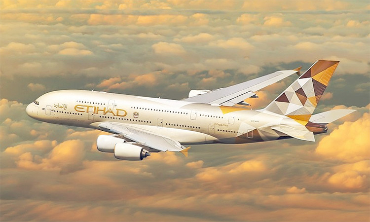 Covid 19- Etihad airlines scheduled flights suspended till May 15