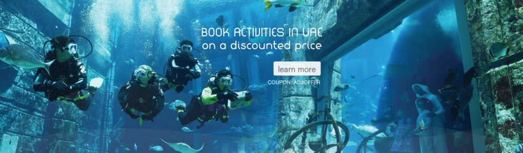 Book Activities To Do in UAE