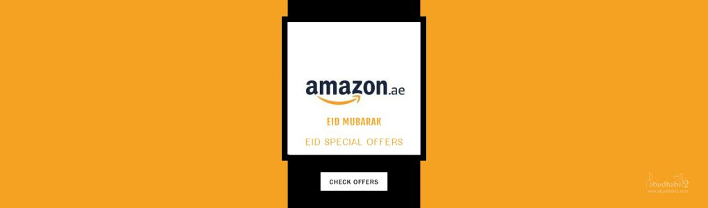 Eid Mubarak Amazon UAE Special Offers